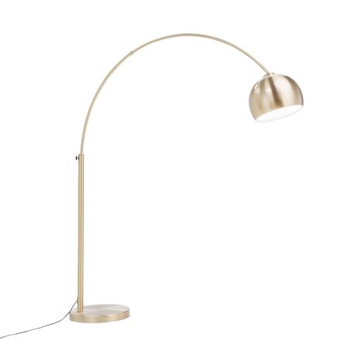 Ts 010121 T Bb Soho Gold Stehlampe