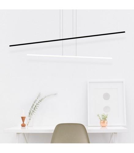 CHROM LED STRIP Überhang 89