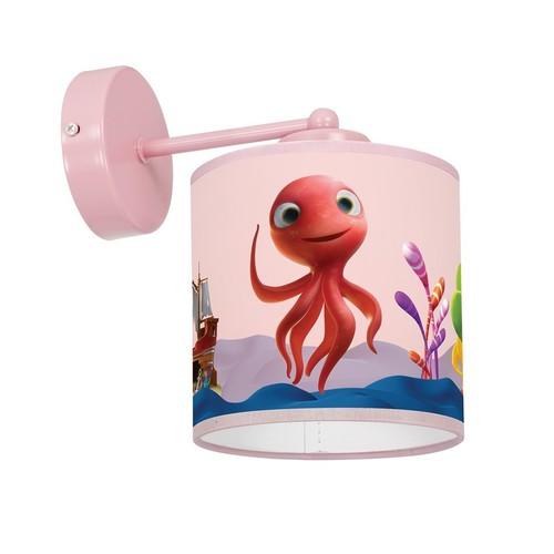 Wandleuchte Octopus Lola Mini 1x E27