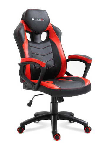 Ultra bequemer HZ-Force 2.5 Red Gaming Stuhl