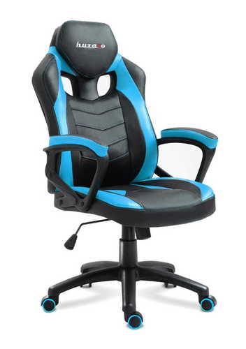 Sehr bequemer HZ-Force 2.5 Blue Gaming Stuhl
