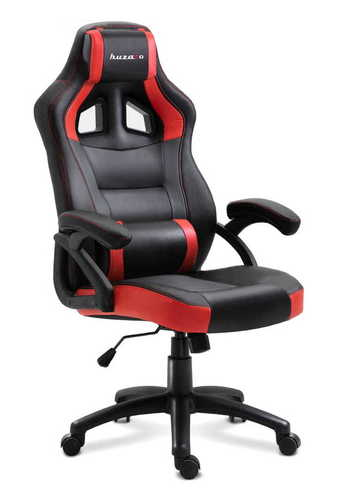 Sehr bequemer Gaming-Stuhl HZ-Force 4.2 Red