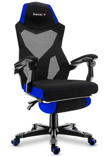 Ultra bequemer HZ-Combat 3.0 Blue Gaming Stuhl