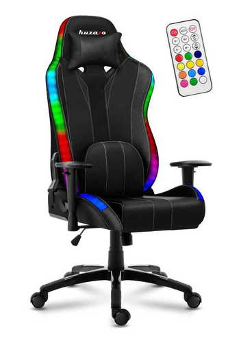 Sehr komfortabler HZ-Force 6.7 RGB Gaming Stuhl