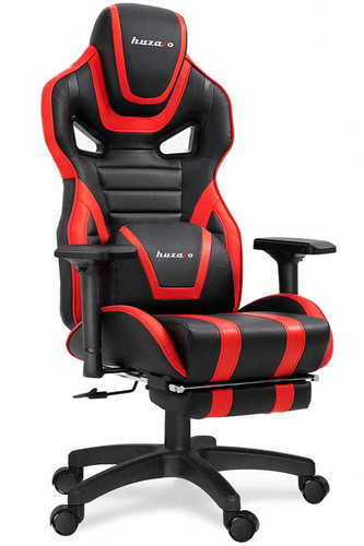 Sehr bequemer Gaming-Stuhl HZ-Force 7.5 Red