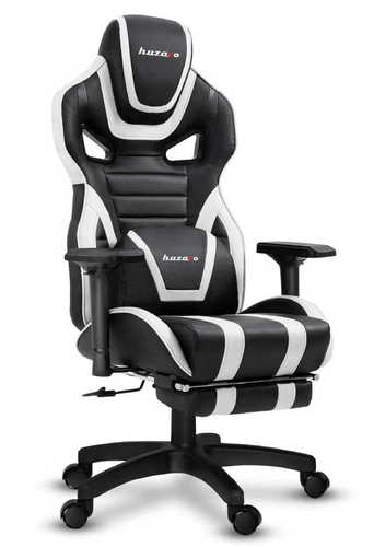 Sehr bequemer Gaming-Stuhl HZ-Force 7.5 White