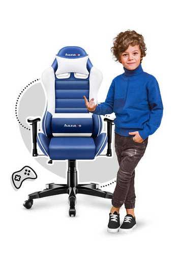 Sehr bequemer HZ-Ranger 6.0 Blue Gaming Stuhl