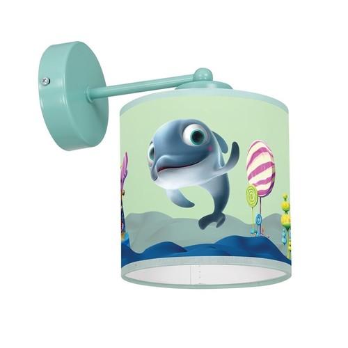 Wandleuchte Delfinka Finka Mini 1x E27
