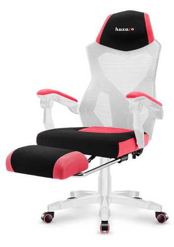 Der ultra-bequeme HUZARO COMBAT 3.0 Pink Gaming Armchair