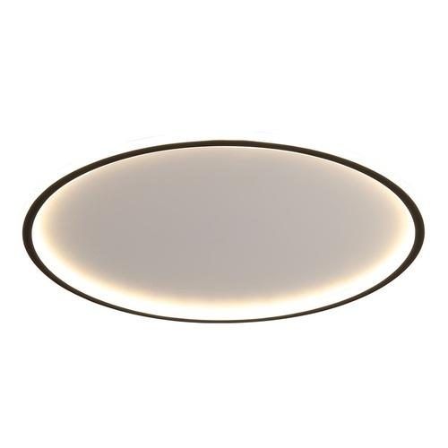 Runde LED Deckenleuchte Abigali 500 * 45mm 36W - drei Farben, dimmbar - Fernbedienung