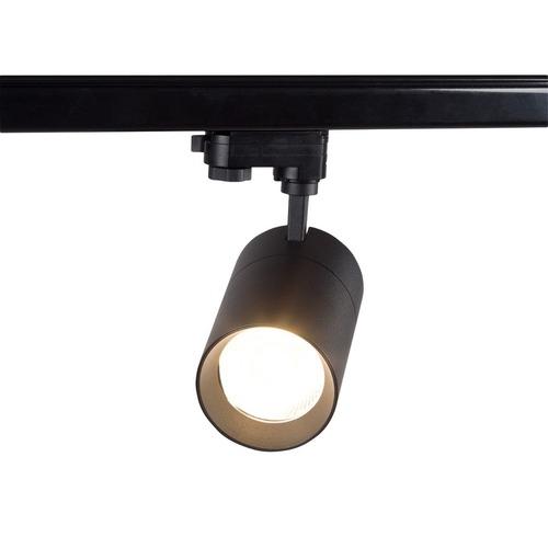 Blaupunkt 1-Phasen-LED-Strahler Vision 30W schwarz mit Lichtfarbschalter