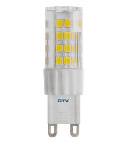 GTV LED G9 5W 3000K Glühbirne