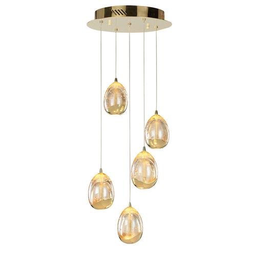 Moderne Huelto LED-Hängelampe