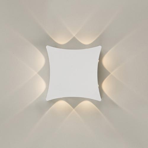 Moderne Außenwandleuchte Pensa LED