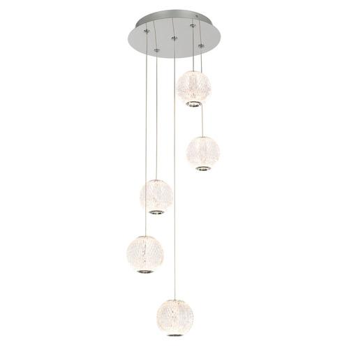 Klassische Rosario LED-Pendelleuchte