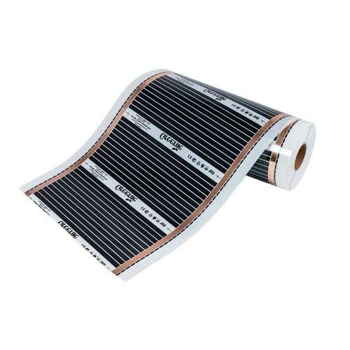Greenie Heat Infrarot-Heizfolie 220W / m2 (Heizmatte) 1 Meter