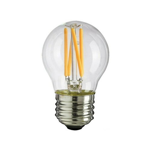 6 W LED Glühbirne G45 E27 2700K