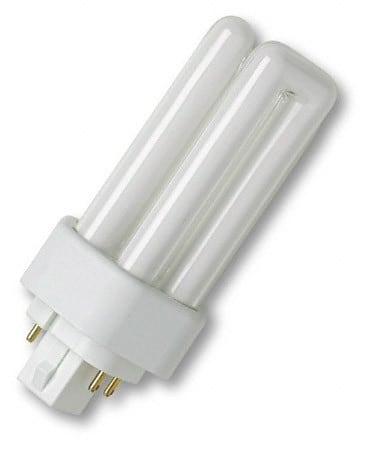 GX24d-3 26 W / 830 DULUX T Plus Kompakte Osram-Kompaktleuchtstofflampe