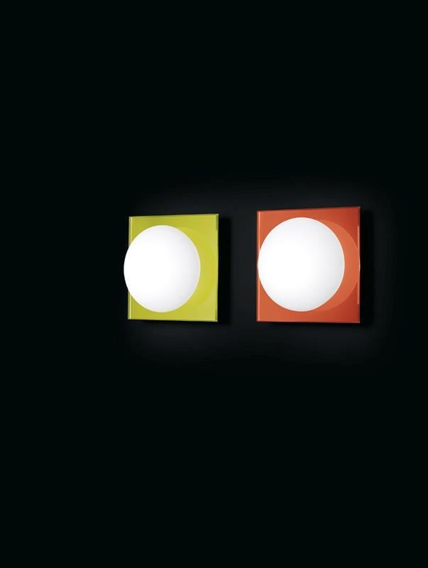 Wandleuchte Murano Due (Leucos) Mini Gio Weiß 40W G9