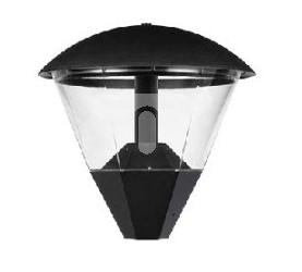 Gartenlampe (505mm) - LUNA STREET auf E27