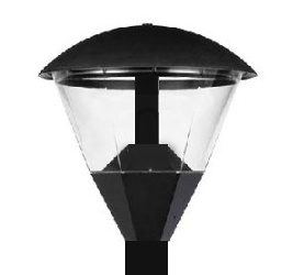 Gartenlaterne (51,5cm) - LUNA STREET 21 (7W LED IP65 4000k)