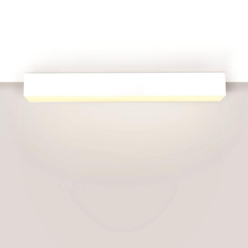 Lineare Deckenleuchte LUPINUS / N SQ 115 L-890 SP
