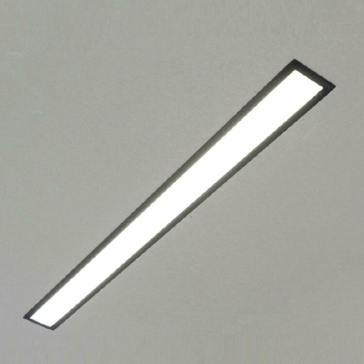 Lineare Einbauleuchte LUPINUS WPUST 120 L-2050 SP