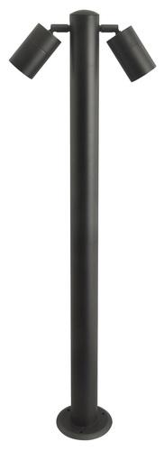 Gartenlampe Azzardo ROLF 2 900 BK