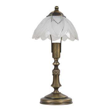 Schreibtischlampe Ikarus Patina