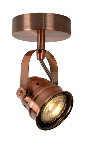 Loft Metal Copper Scheinwerfer Signal