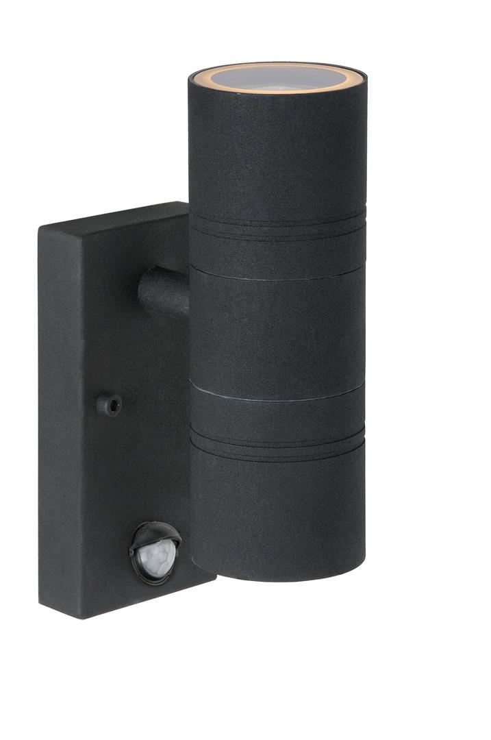 Außenwandleuchte mit Bewegungsmelder ARNE-LED 14866/10/30