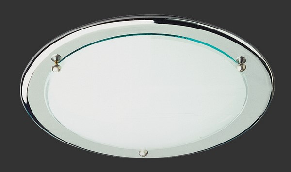 Klassische Chrom-Weiß-Decke PRIMO