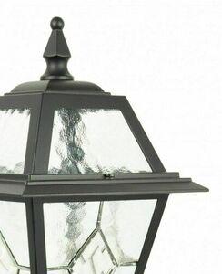 Kleine Gartenlaterne mit Glasmalerei (80 cm) - K 5002/3 N small 1