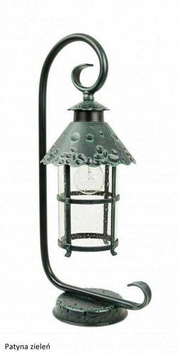Lampa ogrodowa na stojaczku (54 cm) - Toledo K 4011/1 / R