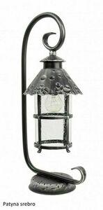 Lampa ogrodowa na stojaczku (54 cm) - Toledo K 4011/1 / R small 2