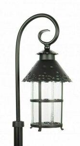 Mini stehende Gartenlaterne (86cm) - Toledo K 5002/3 / R small 1