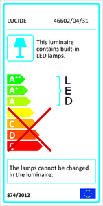 ZIGGY LED 46708/23/36 small 3