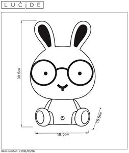 Nachtlampensafe für ein Kind, DODO Rabbit small 1