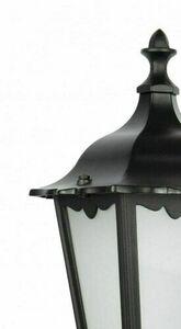 Gartenlampe Retro Classic K 5002/3 (87 cm) Vintage schwarz small 6