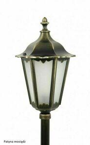 Gartenlampe Retro Classic K 5002/3 (87 cm) Vintage schwarz small 4