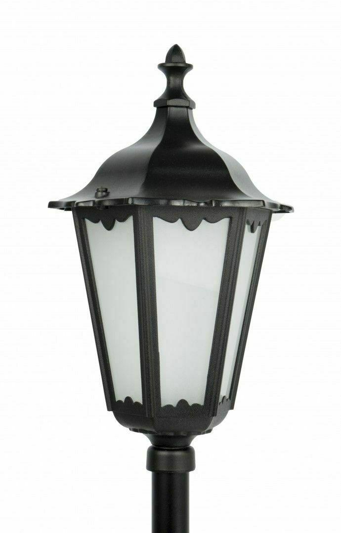 Gartenlampe Retro Classic K 5002/2 (114 cm) Vintage schwarz
