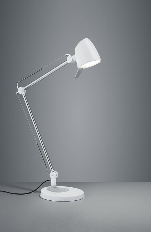 Weiße Tischlampe RADO 527690131