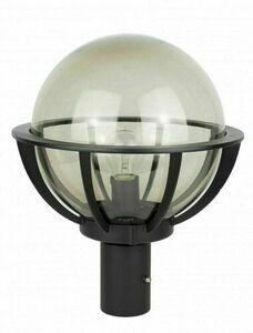 Lampe - ein Korb mit Gartenständerkorb (130 cm) - K 5002/1 / KPO 250 small 3