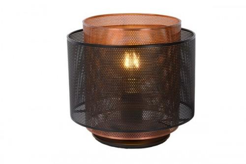 Tischleuchte ORIGIN schwarz Metall E27