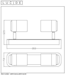 Plafond, Flecken LENNERT 26957/10/12 small 1