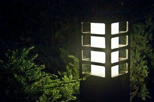 Die Gartenlampe RADO III 3 DG small 3