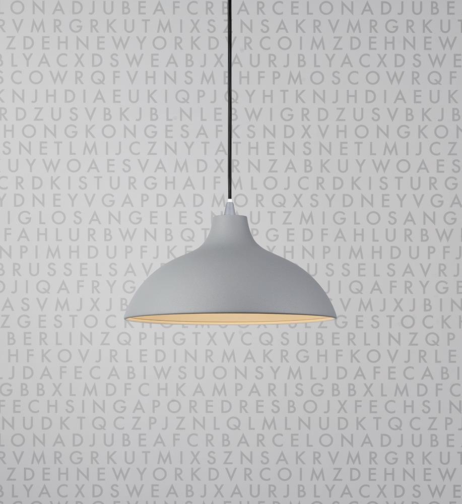 CHANDLER hängen 1L grau