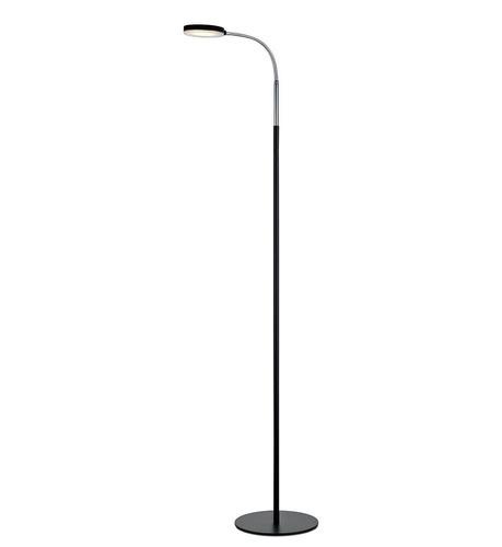FLEX Floor 1L LED Schwarz / Chrom