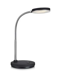 FLEX Stołowa 1L LED Weiß / Chrom small 0