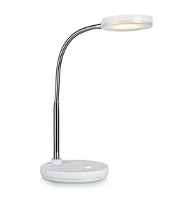 FLEX Tisch 1L LED Schwarz / Chrom small 0